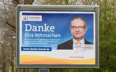 Stadtwerke Kassel – Plakatkampagne