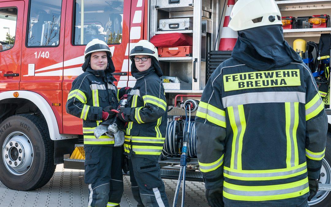 Feuerwehr Breuna