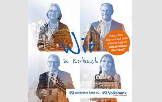Volksbank Kassel/Göttingen – Werbefotos