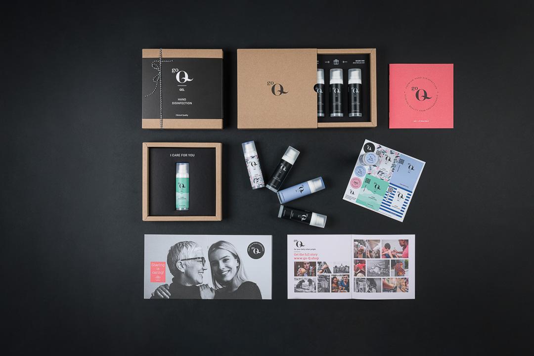 Produkte – Packaging BBraun goQ